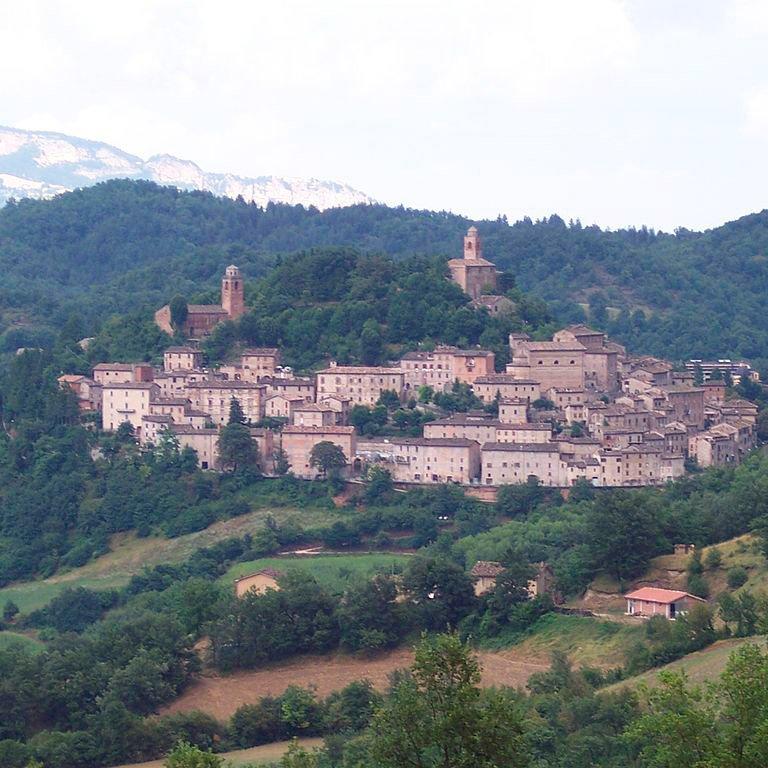 Montefortino veduta panoramica